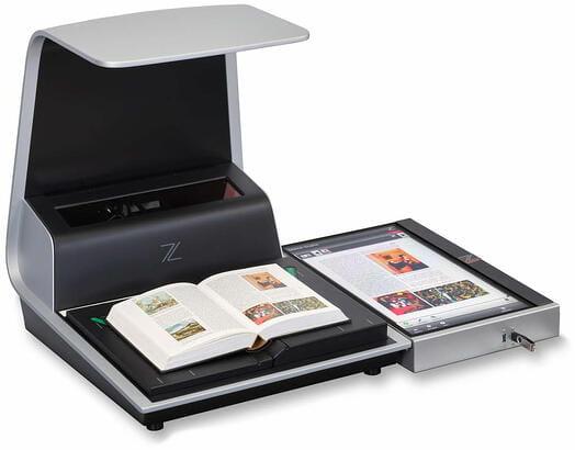 Zeutchel Zeta Book Scanners